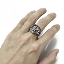 Men's Fashion Stainless Steel Ring