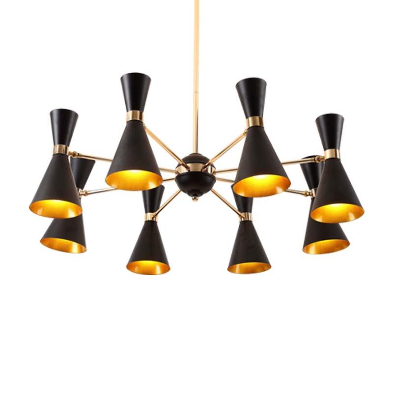 Nordic modern pendant lights minimalist restaurant bedroom Hotel living room lamp personalized circular lighting