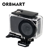 ORBMART 45M Diving Waterproof Case Cover For Xiaomi Mijia Mini 4K Sport Action Camera Accessory