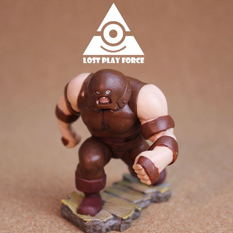 Original Infinity Garage Kit 8cm Juguetes Marvel: X-Man - Juggernaut Hero Action Figure With Base Collectible Model Loose Toy