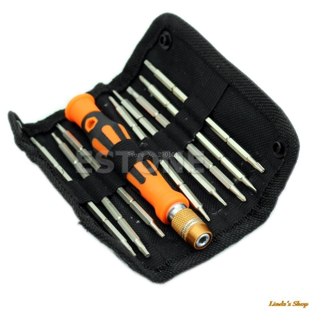 9in1 2Ways Design Repair Tools Kit Set Screwdriver For Electronics Repairs Nice Gifts B119