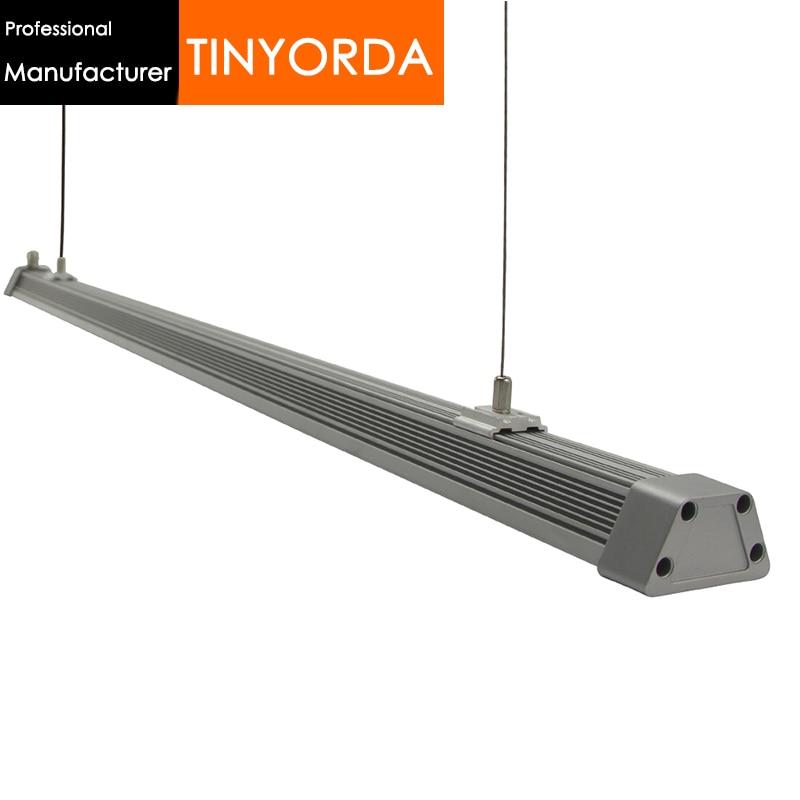 Tinyorda TWH5530 2 pièces (longueur de 1 M) 70W LED Commercial grandir profil de radiateur de logement d'éclairage [fabricant professionnel]