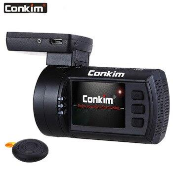 Conkim DVR Auto Dash Camera GPS Novatek 1080 P 60FPS Ultra HD Digitale Video Recorder Super Condensator Griffier Cam Mini 0906 s
