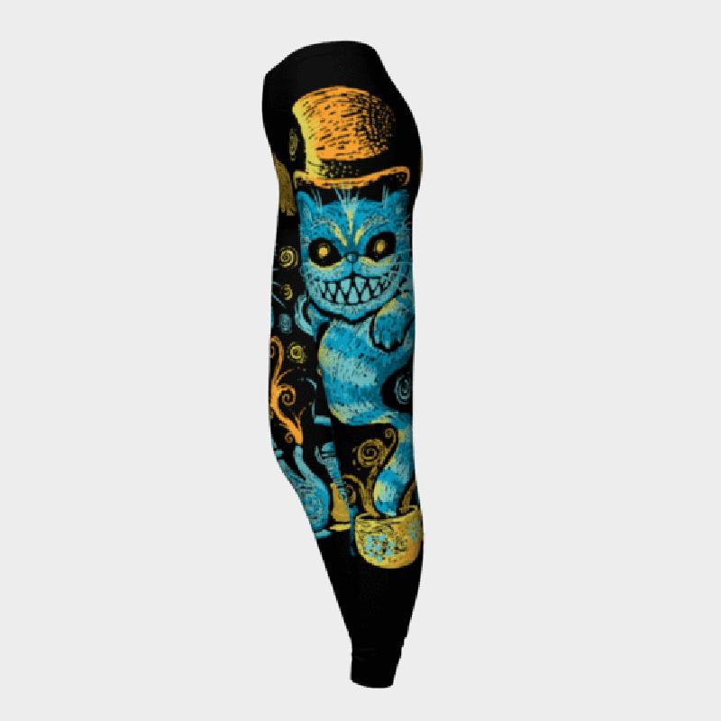 Cheshire Cat Leggings