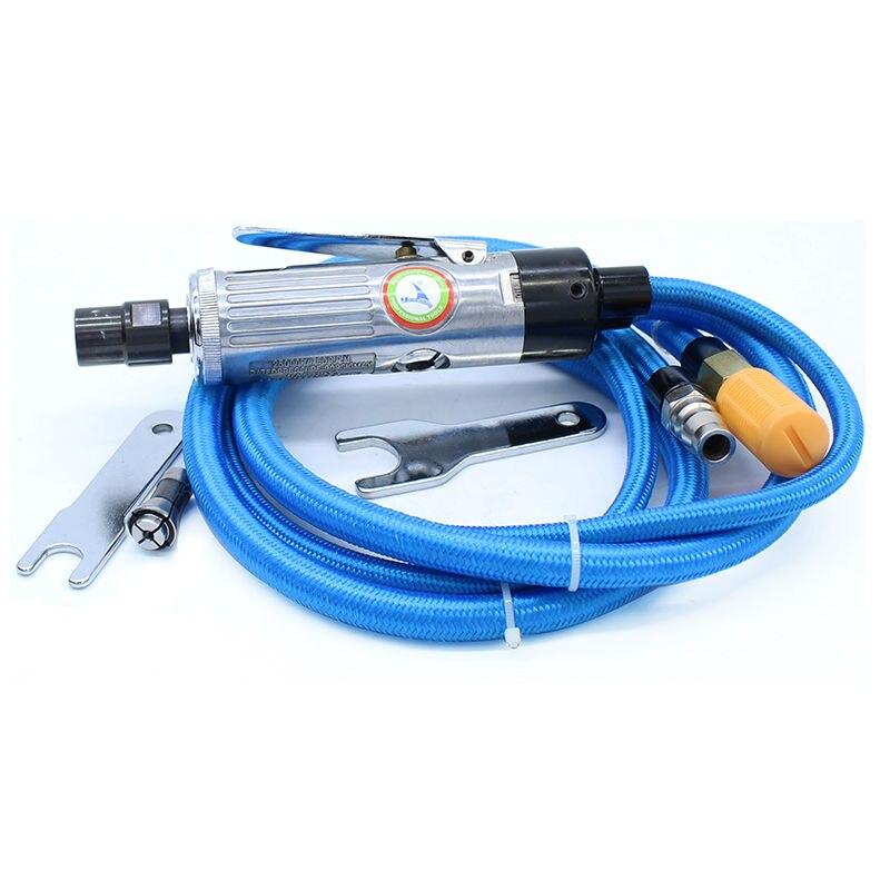 YOUSAILING Quality 1/4 or 1/8 Muting Pneumatic Die Grinder Tools Micro Air Die Grinder  Machine air grinder mag 121n 52 500rpm 3mm 1 8 hot tools