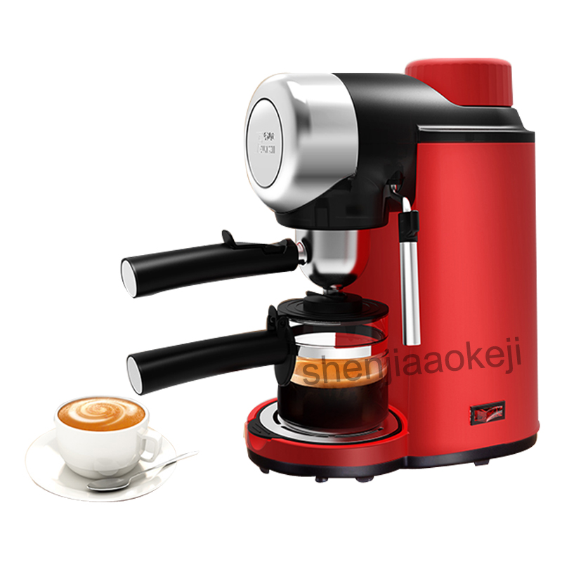 MD-2005 Household Coffee maker automatic italian cafe espresso coffee machine Stainless steel + PP material small coffee maker dhl fedex ems free shipping md 2006 italian style coffee machine household stainless steel steam type automatic coffee machine