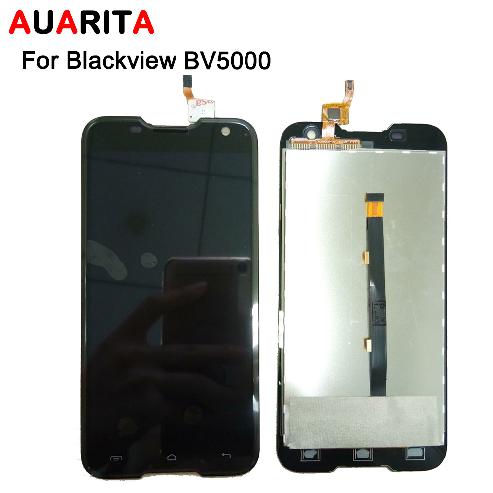 pcs lot lcd for Blackview BV LCD Display Touch Screen  Tested