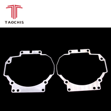 TAOCHIS Car Styling frame adapter Hella 3r 3 Projector lens retrofit for TOYOTA CAMRY V40 2006