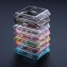 Casos para Fitbit Yuedaer Protetores de Tela ionic Ionic Silicone TPU Protetora Da Pele Da Tampa Do Caso Para Fitbit inteligente-relógio