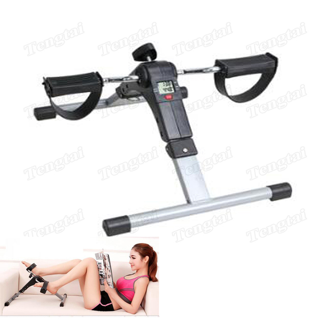 Portable Pedal Exerciser Best Arm Leg Exercise Peddler Machine mini spinning bike
