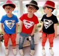 2017 Children Kids Clothing Tees,Cool Superman Baby Boys T Shirts For Summer,Children Outwear Baby T-shirt