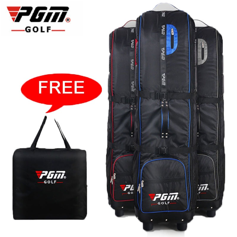 2019 Pgm Polo Portable Golf Aviation sac Golf Air paquet Golf épaississement voyage sac couverture facile à transporter avion sac 3 couleurs D0070