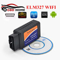 WIFI ELM327 OBD2 Scanner Wireless Auto Scanner Adapter ELM 327 WIFI OBDII Car Scanner Tool Fast Shipping