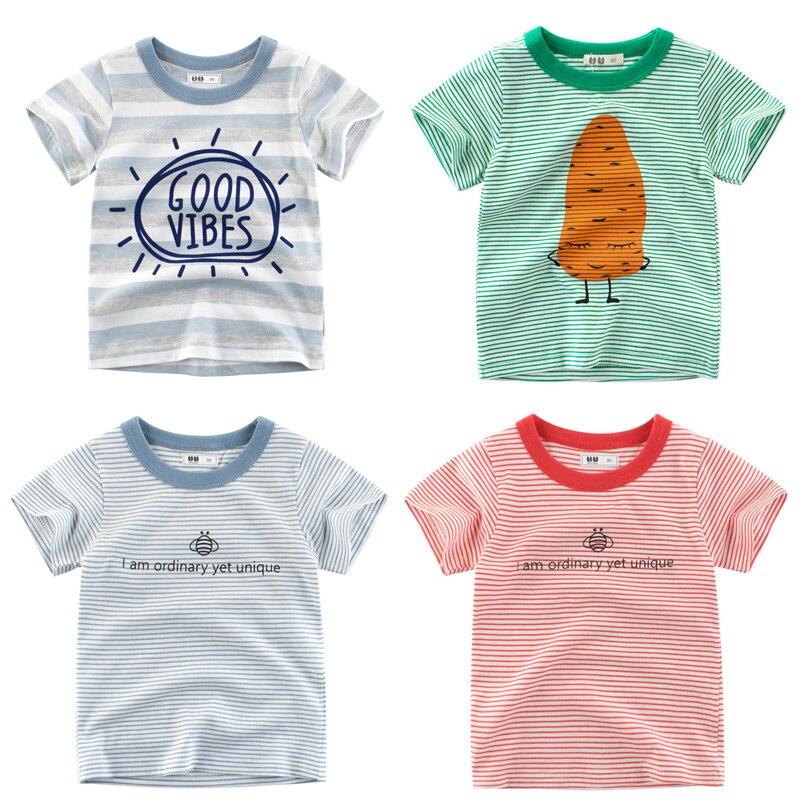 Newborn Boy Clothes Summer Vibes Print Sleeveless Vest Tops Striped Wave ShortsPants Outfit Set