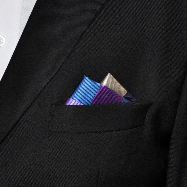 HTB1xCIDNpXXXXXyXFXXq6xXFXXXx - Plaided Squares Pattern Handkerchief