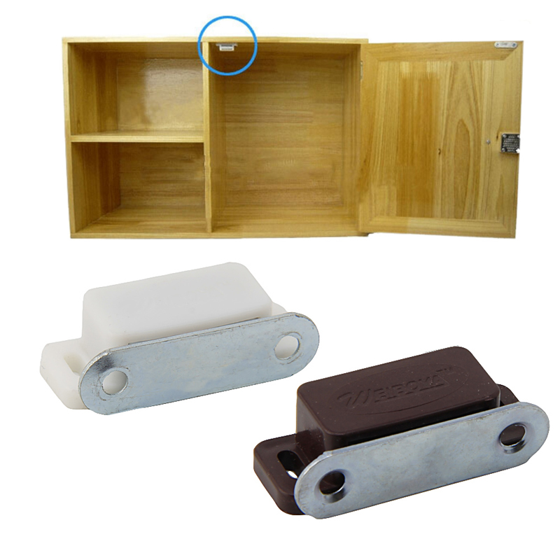 Kitchen Cabinet Magnets: 10Pcs Small Magnetic Door Catches Kitchen Cupboard