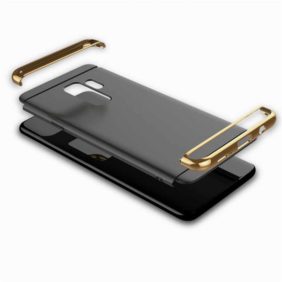 Чехол для телефона для samsung Note 9 8 S9 S8 A8 A6 J8 J6 плюс 2018 S7 S6 Edge полностью покрывающее экран для samsung Galaxy J7 J5 J3 A7 A5 A3 2017 чехол