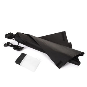 "Image 5 - 50x70 cm / 20"" x 28"" Studio Light Softbox Umbrella E27 Socket Light Lamp Bulb Head Lighting"