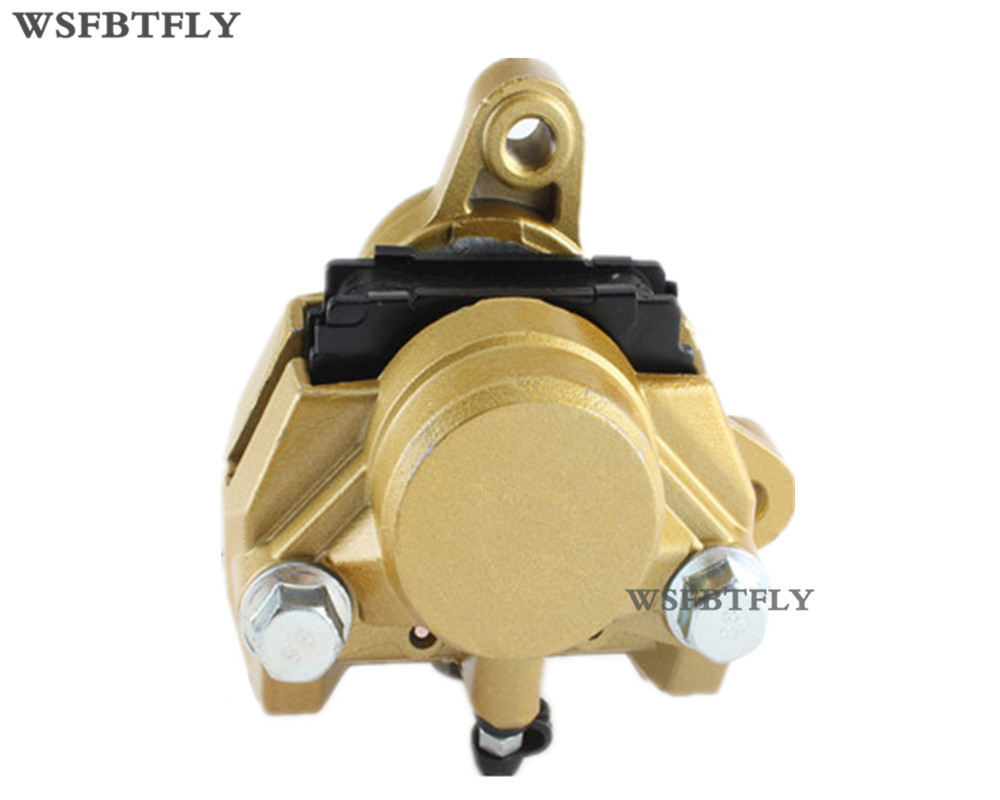 Motorcycle Rear Brake Calipers Rear Brake Pump For YAMAHA TZR125 1990-1992 TZR250 1987-1989 FZR400 1988-1990 motorcycle rear brake calipers