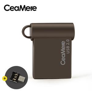 Image 5 - Ceamere CD06 USB Flash napęd 4GB/8GB/16GB/32GB/64GB Pen Drive Pendrive USB 2.0 dysk Flash Pendrive dysk USB 1GB 2GB