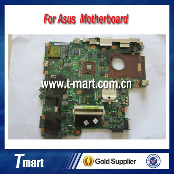 ФОТО 100% working Laptop Motherboard for ASUS M51TA System Board fully tested