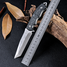 High Quality 440c Steel Camping Combat Knives Facas Taticas Cuchillos Outdoor Cold Steel Survival Tactical Hunting Knife Cs Go