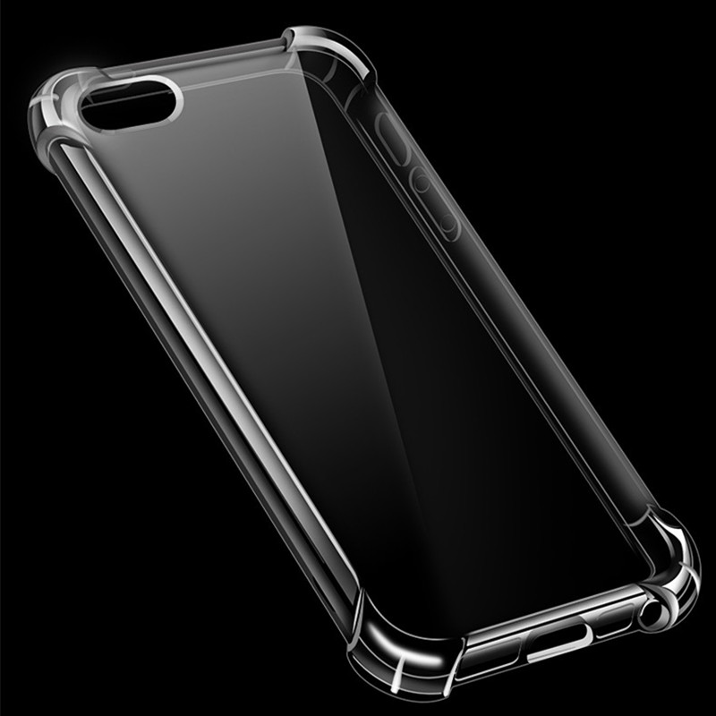 new product 092e8 a6045 US $3.98  Luxury Ultra Thin Transparent Nature TPU Case For iPhone 5s 5 S  se Crystal Clear Soft Silicone Shockproof Back Cover For iPhone5-in Fitted  ...