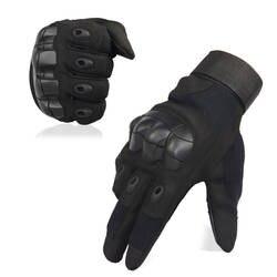 Мужские Военная Униформа Тактический Полный пальцев Прихватки для мангала жесткий перчатки с защитой суставов стрельба, страйкбол