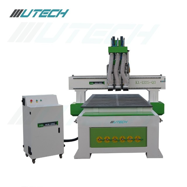 Mesin Cnc Router Woodworking Dengan Xinyue 1 5 Modul Helical
