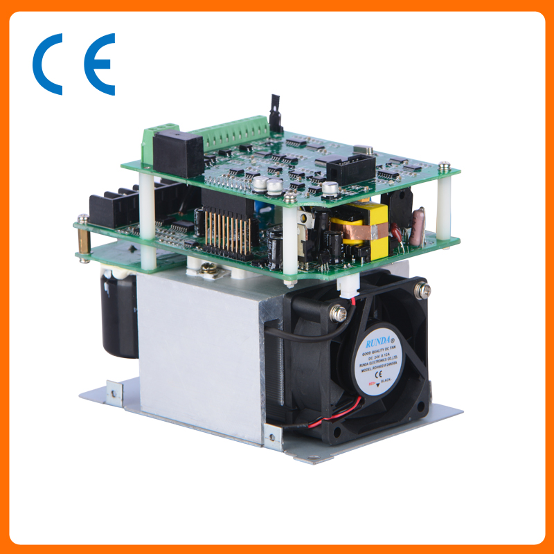 The inverter three-phase 380 v 1.5 KW inverter vector inverter machinery control parts motor controller