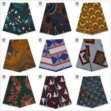 beautiful new designs 100% polyester wax guaranteed block wax nouveau ankara african wax print fabric 6yards стоимость