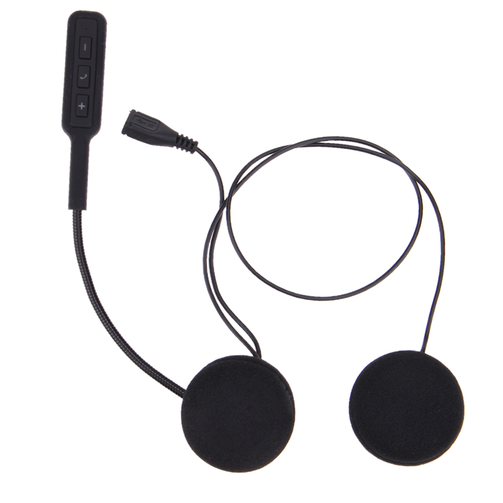 Auto Motor Helmluidsprekers Draadloze Bluetooth Headset Motorfiets Oortelefoon Hoofdtelefoon Handsfree Muziek Voor MP3 MP4 Smartphone Nieuw