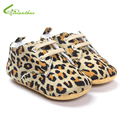 Baby Shoes Infant Spring Autumn Footwear Fashionable Leopard Shoes Toddlers First Walkers Soft Sole Free Drop Shipping Wholesale