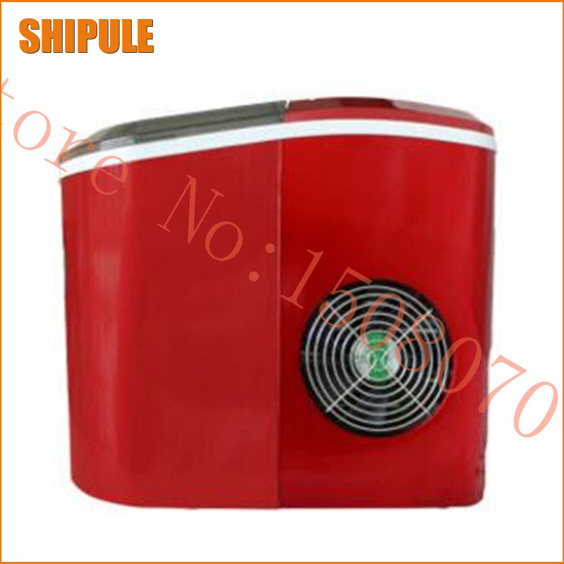 Free shipping electric Home ice maker, portable home ice cream machine ice maker 15kg/24 hours free shipping electric ice crusher block shaving machine shaved ice machine