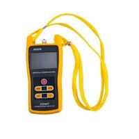 Free shipping Portable JW3208 Optical Power Mete JW3208 JW3208C 50dBm~+26dBm Fiber Optic Tester Power Meter