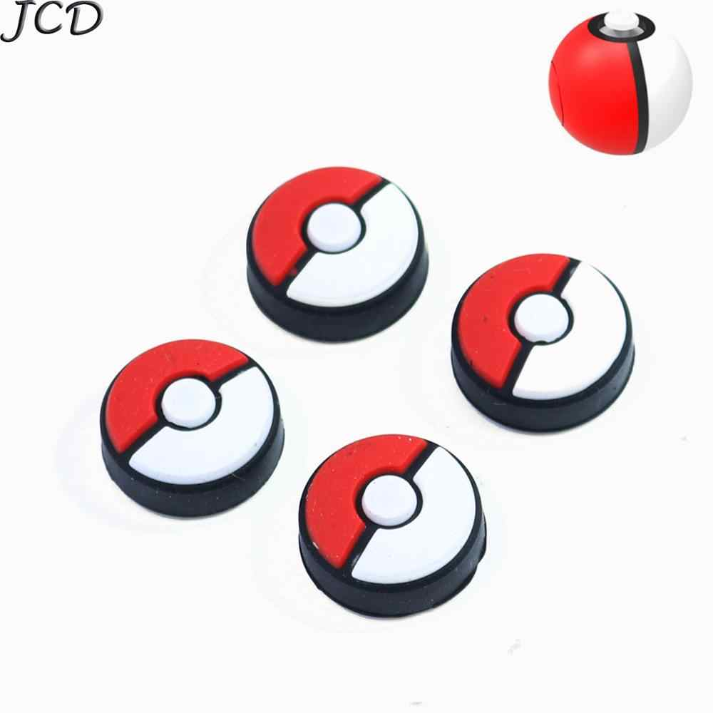 JCD Thumb Grips Cap Joystick Cover Case For Nintend Switch NS for Poke ball Plus for Pokeball Game Controller