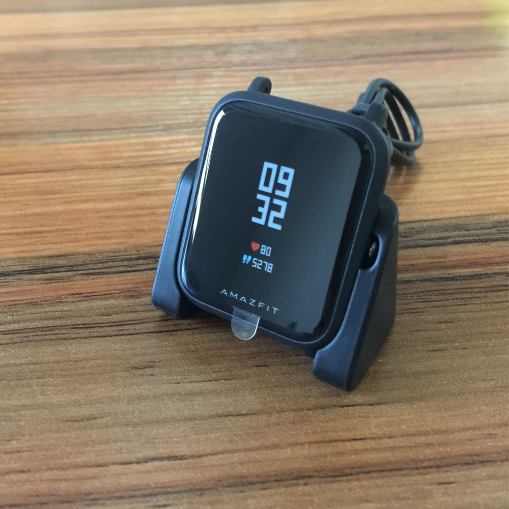 Original Xiaomi Amazfit Huami Smart Watch Youth Edition English Version Bip BIT PACE Lite IP68 GPS Heart Rate Mi Smartwatch (3)