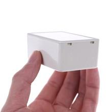 Горячая DIY коробка Пластиковая Электроника проект коробка для распределительного корпуса чехол Продвижение 70*45*30 мм