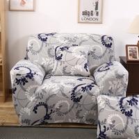 1 2 3 4 Seat Sofa Cover New Slipcover Stretchable Big Elastic Polyester Fiber Sofa Washable