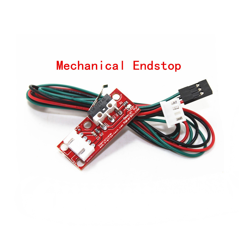 BIQU Mechanical Endstop With Or Without Wheel Switch For RepRap Ramps 1.4 Independent Packing High Quality 3D Printer Parts Leve