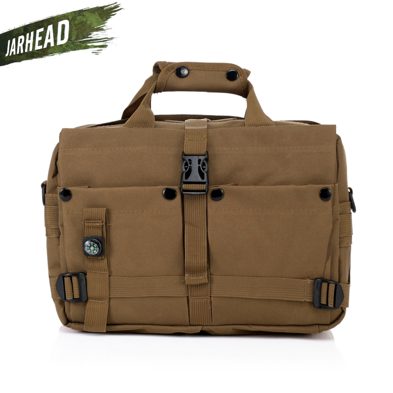 Outdoor Tactical Compass Laptop Bag Military Fans War Reporters Camping Equipment Photography Camera Bag|outdoor bag|bag outdoor|military tactical - title=
