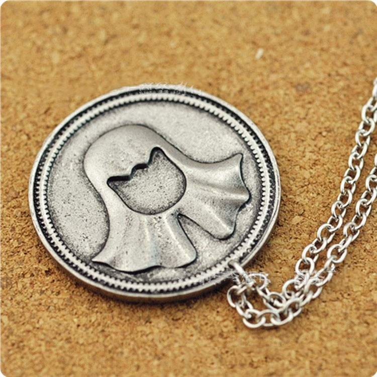 Game of Thrones Coin Necklaces