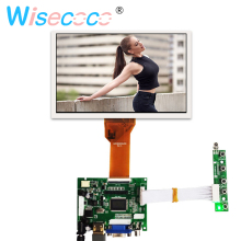 7 inch LCD screen with driver board Remote Control AT070TN94 panel for Raspberry Pi 3B Orange