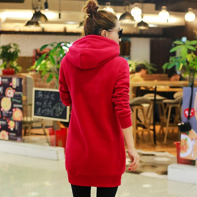 2019 άνοιξη φθινοπώρου χειμωνιάτικο - Γυναικείος ρουχισμός - Φωτογραφία 3
