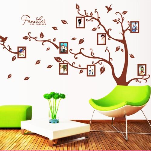 Decals Photo Sticker Rumah