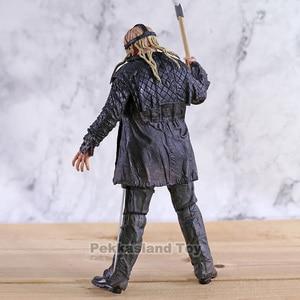 Image 2 - 2009 Deluxe Edition NECA Şekil Cuma 13th Jason Voorhees Action Figure PVC Korku Koleksiyon Model Oyuncak