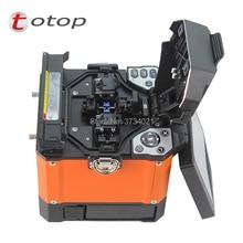 A-80S Orange or green color Automatic Fusion Splicer Machine Fiber Optic Fusion Splicer Fiber Optic Splicing Machine