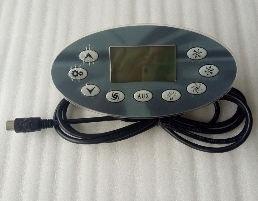 Ethink Controller pack KL8500 topside panel with 9 Pins only for chinese spa