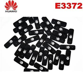 Lot of 10pcs Unlocked Huawei E3372 E3372H-153 4G LTE USB Dongle USB Stick Datacard plus 2pcs antenna