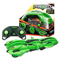 Newest Green ABS Terrasect Remote Control 2.4Ghz Transforming Vehicle Roll Flip Deformation Outdoor Toys